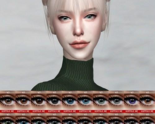 GPME Eyes V7