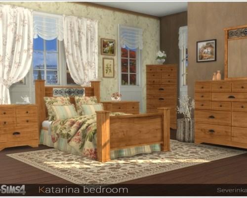 Katarina bedroom by Severinka