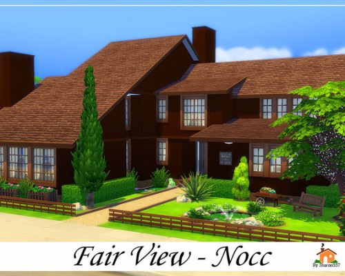 Fair View house by sharon337
