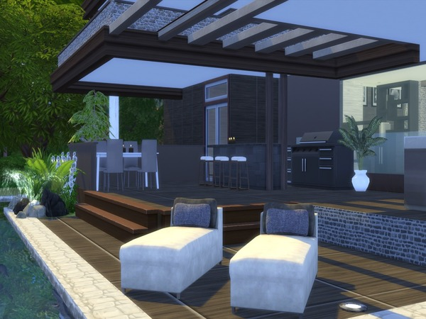 Vitality Modern Home By Suzz86