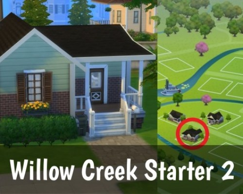 Willow Creek Starter 2 No CC by PepeLover69