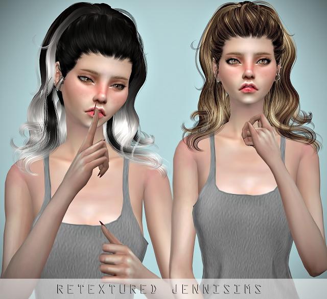 Newsea Yesenia Hair Retexture