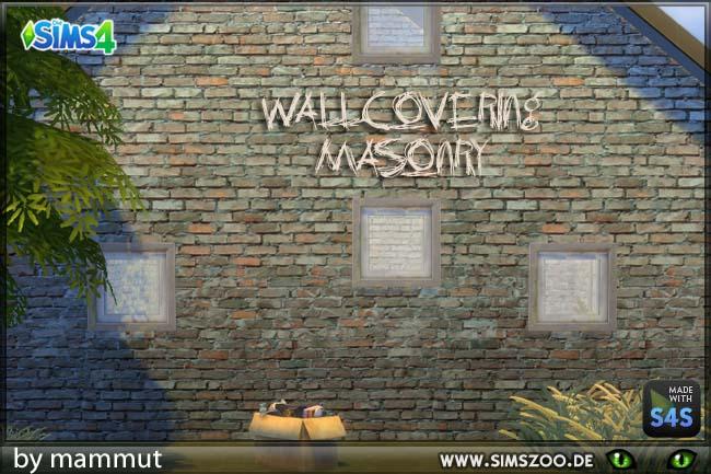 Old Bricks 2 By Mammut