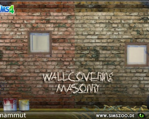 Old Bricks 1 by mammut