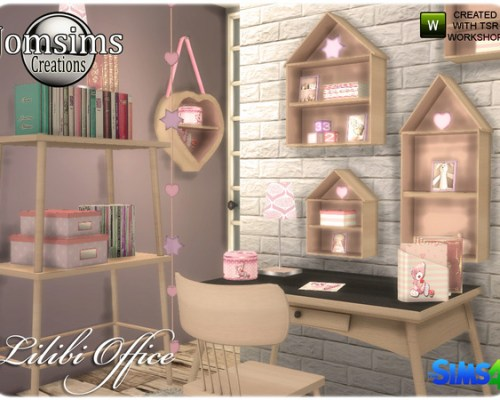 Lilibi office by jomsims