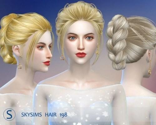 Hair 198 (pay) by Skysims