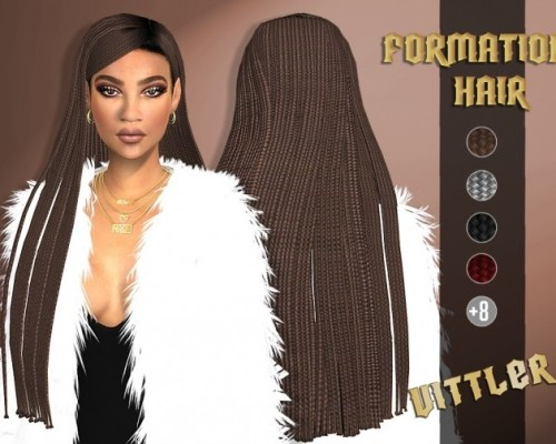 Formation Hair