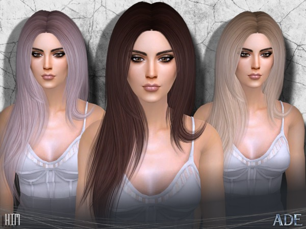 Kim Hair By Ade_Darma