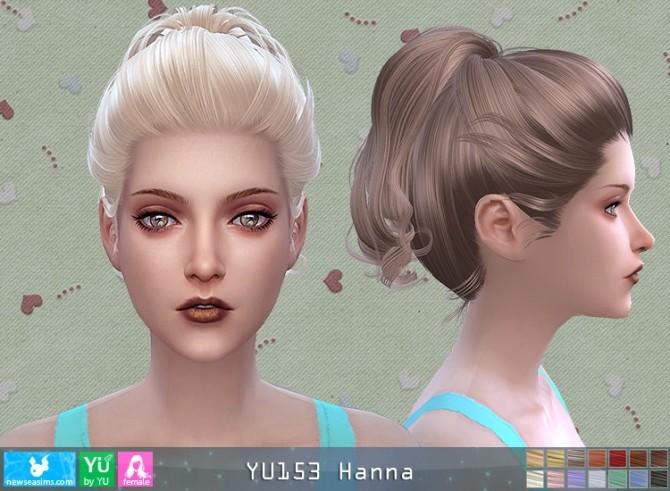 YU153 Hanna Hair (Pay)