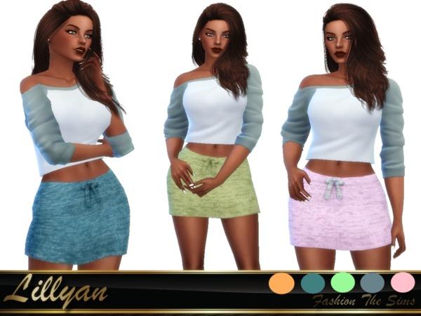 SKIRT By LYLLYAN