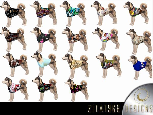 Doggie T By ZitaRossouw