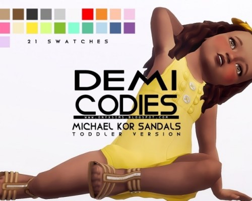 Demi Codie Sandals