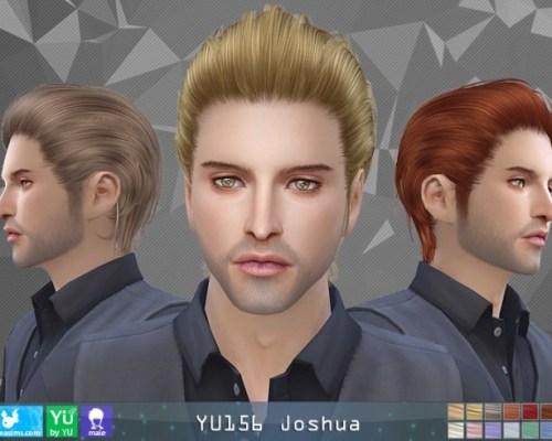 YU156 Joshua hair M (Pay)