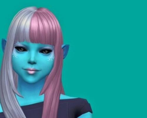 Elderflower Default Replacement Eyes for Aliens