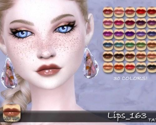 Lips 163