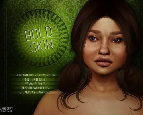 Bold Skin & Overlay