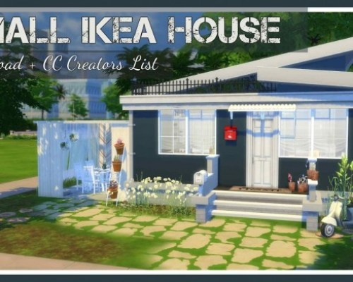 Small Ikea House