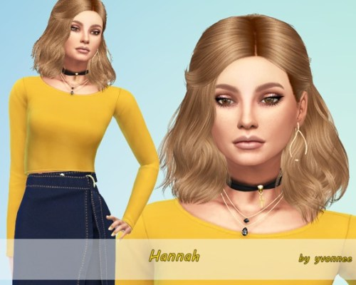 Hannah by yvonnee