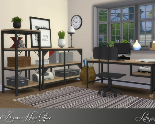 Axcess Home Office by Lulu265