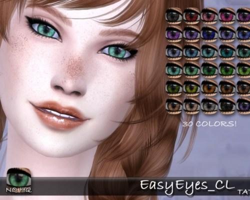 Easy eyes CL
