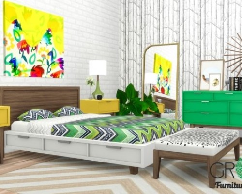 Grove Furniture Collection Redux
