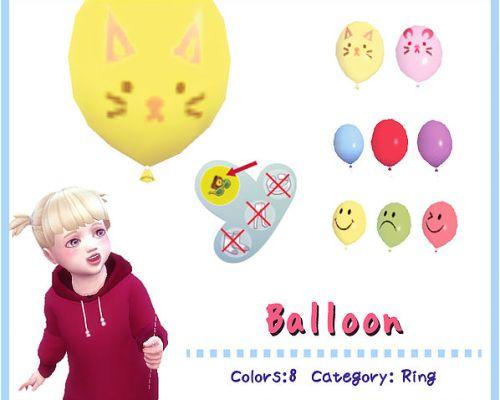 Balloon (Toddler)