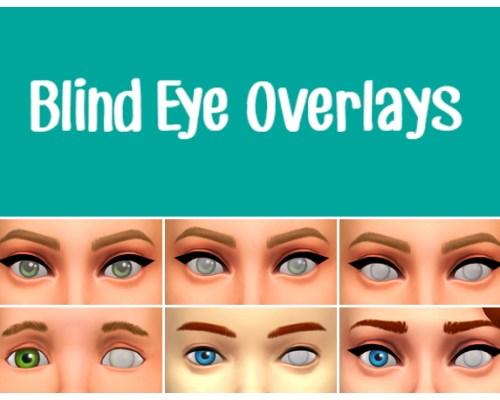 Blind Eye Overlays / Two Eye Overlay