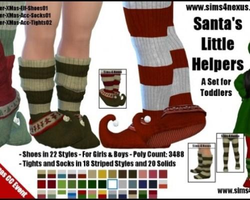 Santa's Little Helpers by SamanthaGump