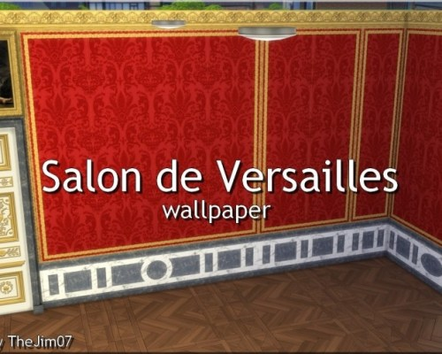 Salon de Versailles Wallpaper by TheJim07
