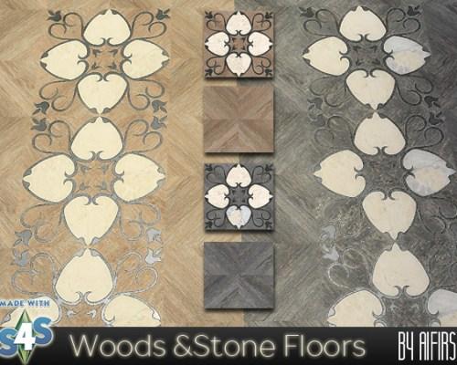 Wood&Stone floors