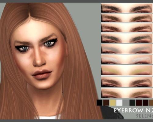 Eyebrows N2 by Seleng