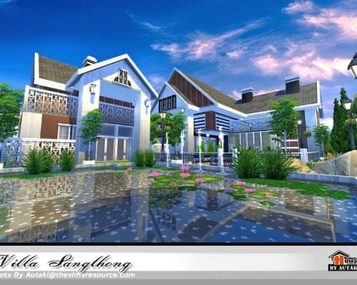 Villa Sangthong by autaki
