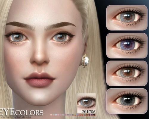 Eyecolor 201706 by S-Club LL