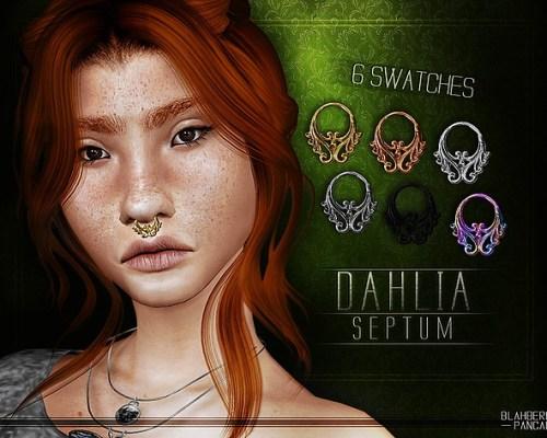 Dahlia Septum