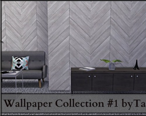 Reclaimed Wallpaper Collection Part 1