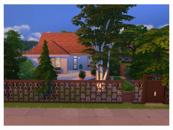 Romantic Country House By RightHearted