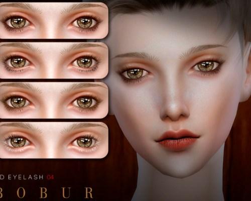 2D Eyelash 04 by Bobur3