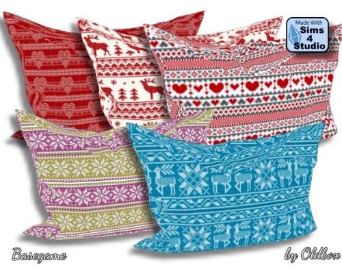 Pillows by Oldbox