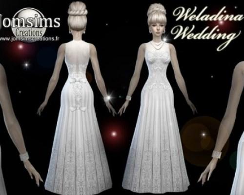 Weladina wedding dress
