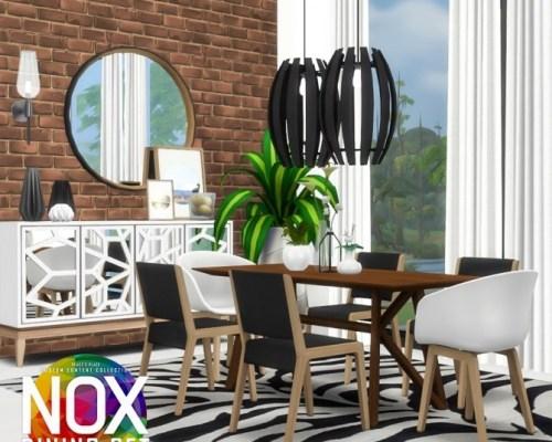Nox Dining Set Redux