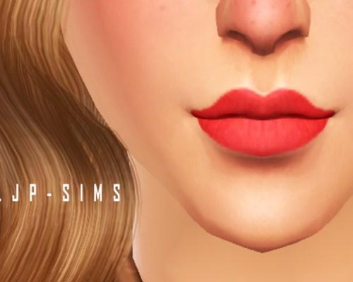 Adele Lips by LJP-Sims