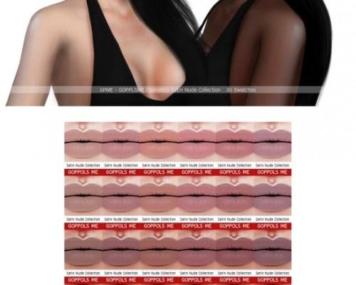 Satin Lipstick Collection