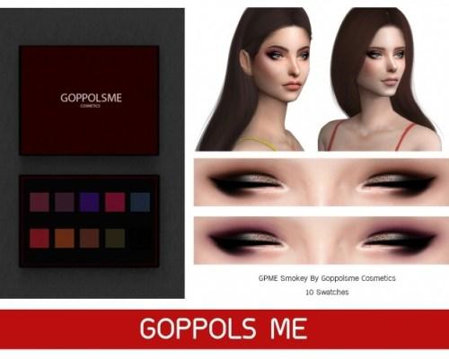 GPME Smoky Eyeshadow Palette