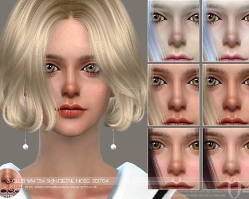 Skin Detail Nose 201704 by S-Club WM
