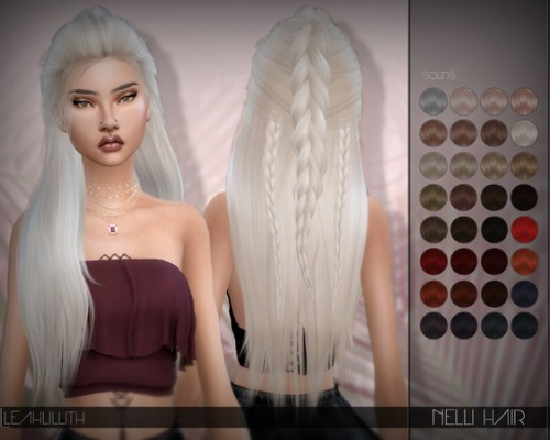 Nelli Hair by LeahLillith