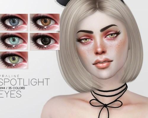 Spotlight Eyes N144 by Pralinesims