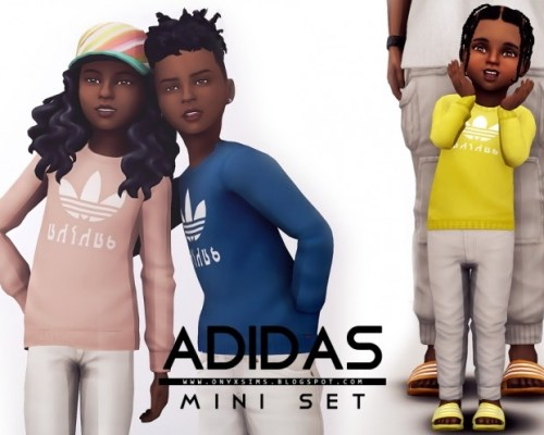 Mini Clothing Collection