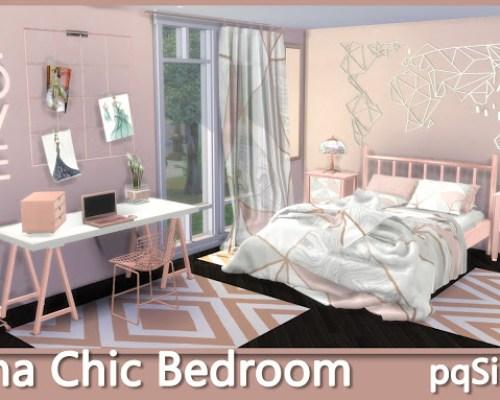 Nina Chic Bedroom