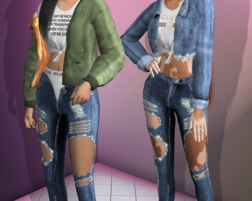 Denim Everthing Collection