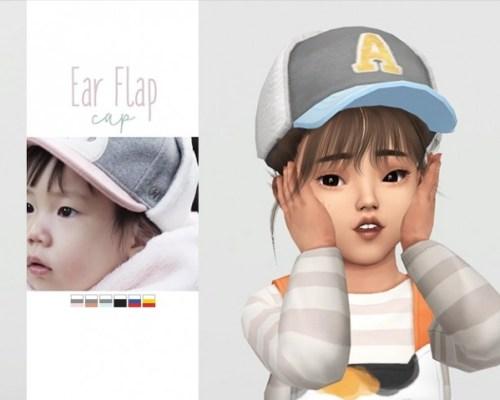 Ear Flap Cap